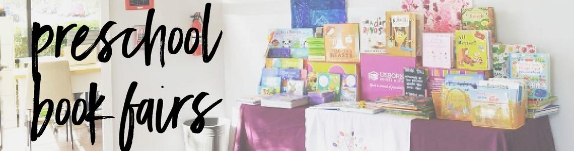 usborne preschool book fair