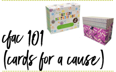 Cards for a Cause (CFAC) – Usborne Books & More Fundraising