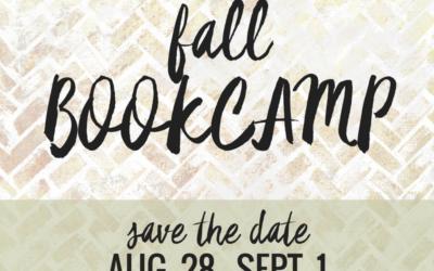 Fall BOOK-CAMP 2017 Recap