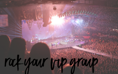 Rock Your VIP Group