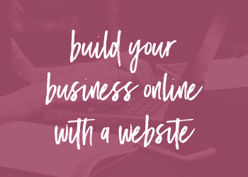 Build Your Business Online with a Website