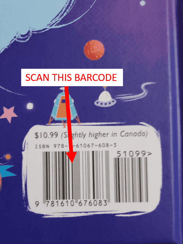 Dual Barcode Example