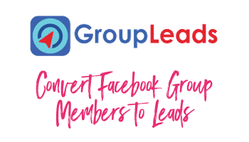 Group Leads resource page on white background