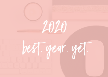 2020: Best Year Yet