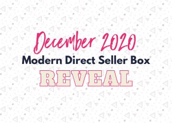 December Modern Direct Seller Box Reveal: Shine Bright!