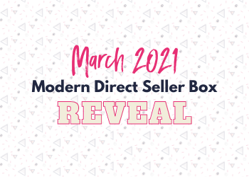 March Modern Direct Seller Box Reveal: Spring into Action