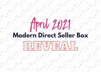 April Modern Direct Seller Box Reveal: Take Your Time
