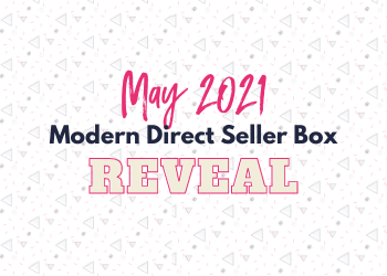 May Modern Direct Seller Box Reveal: Summer of Sales