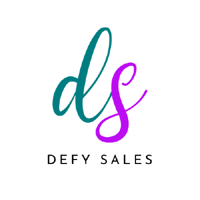 Defy Sales Logo - Juicy Closers Podcast link