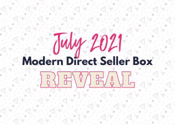 July Modern Direct Seller Box Reveal: Biz On The Go